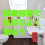 トイレの掃除を簡単に!毎日の〇〇でトイレをキレイに保つ方法